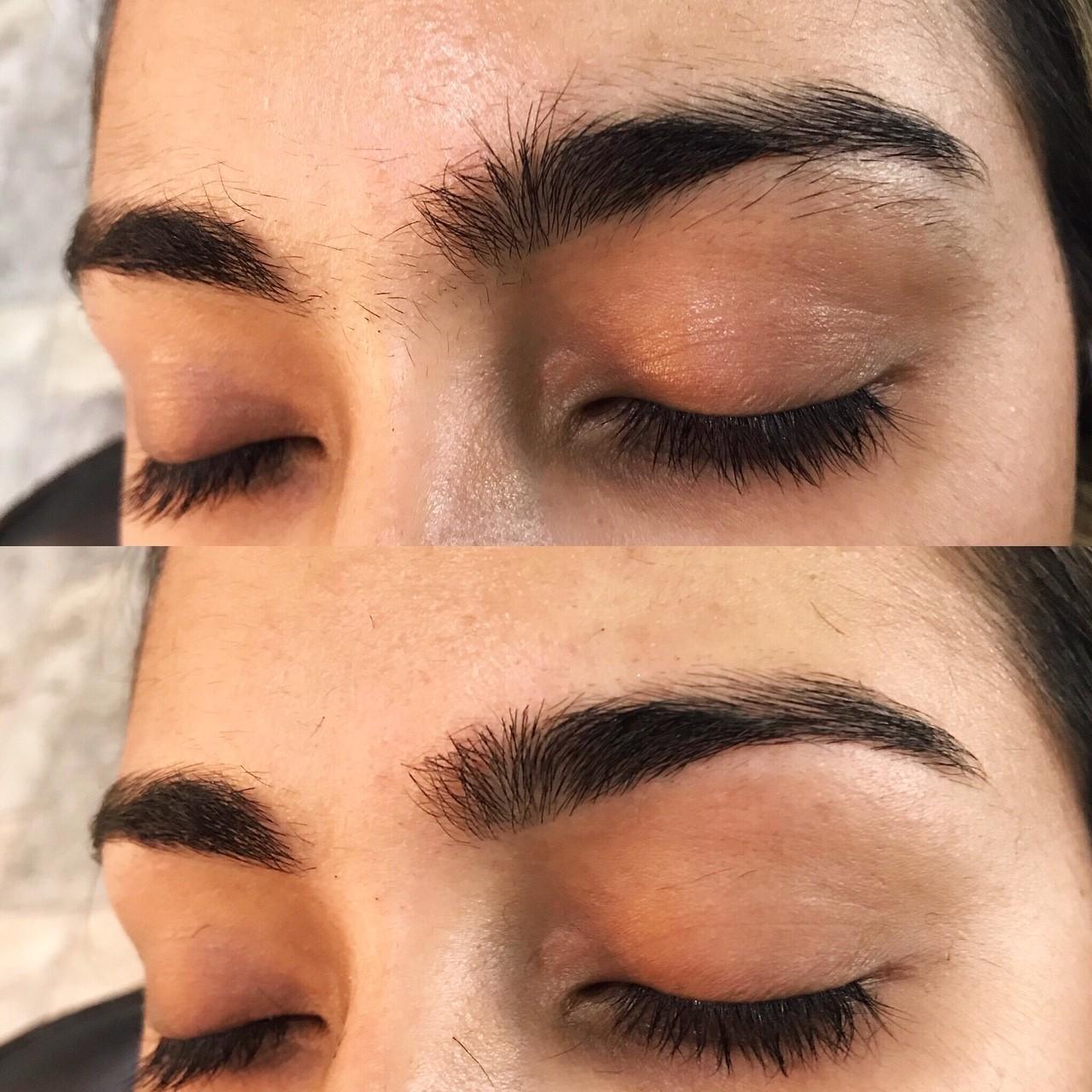 clients-eyebrow-threading-client